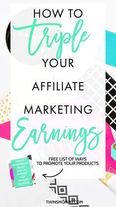 How to Triple Your Affiliate Marketing Earnings On Your New Blog – I'm new to monetizing my blog with affiliate marketing and other traditional ways. I decided to start promoting a product I was using and through some different strategies, I was able to triple my earnings in one month! Click here to find out how + grab your guide of even more ways to promote your affiliate product.