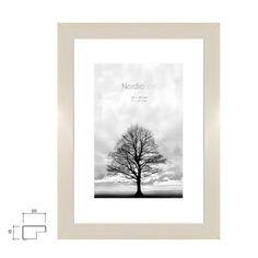 KUNSTSAMLINGEN: Nature Hvid - A4
