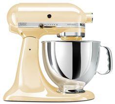 Amazon.com: KitchenAid KSM150PSMY Artisan Series 5-Quart Mixer, Majestic Yellow: Kitchen & Dining