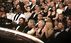 See the Looks on the Faces of Meryl Streep, Matt Damon, and the Rock as Epic Oscars Flub Is Revealed