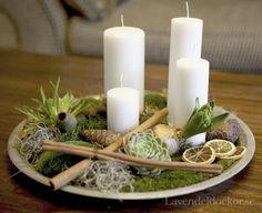 Christmas Advent Wreath, Christmas Planters, Christmas Arrangements, Nordic Christmas, Christmas Candles, Christmas Centerpieces, Modern Christmas, Green Christmas, All Things Christmas