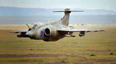 12 Sqn VERY low level. Flown by Wigz and John Davies - Photo taken at In Flight in International Airspace in Military Jets, Military Weapons, Military Aircraft, Commonwealth, Fighter Aircraft, Fighter Jets, Blackburn Buccaneer, War Jet, Aircraft Photos