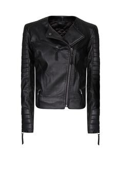 MANGO - Padded panels perfecto jacket