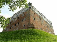 Zamek w Golubiu Foto