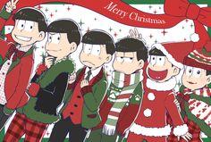おそ松さん Osomatsu-san クリスマス