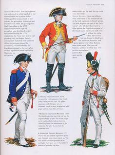 Français de la révolution américaine