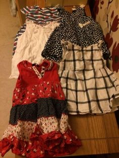 Bundle of 5 x girls dresses - #mixed #brand (gap #included) - 12-18 months.,  View more on the LINK: http://www.zeppy.io/product/gb/2/232138843813/
