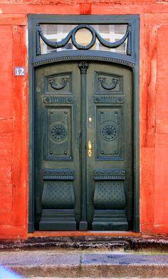 With love and light (Search results for: Door) studio door Knobs And Knockers, Door Knobs, Door Handles, Helsingor, Cool Doors, Unique Doors, Entrance Doors, Doorway, Doors Galore