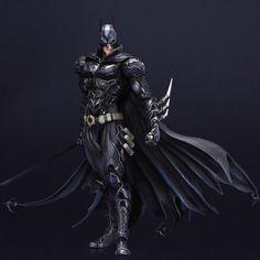Amazon.com: Square Enix DC Comics Variant Batman Action Figure: Toys & Games