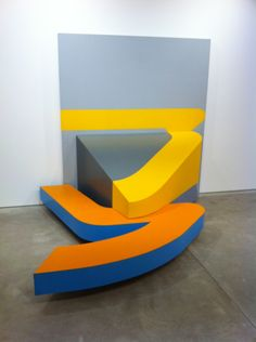 Sven Lukin at Gary Snyder Gallery. Sven Lukin, an artist who began showing in New York in the early 1960s and was widely recognized at the time for his innovative painting-sculpture hybrids.