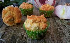 muffin salati cipolle patate e pancetta