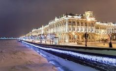 Picture of Winter Palace (Hermitage museum) by Rastrelli. Saint-Petersburg, Russia stock photo, images and stock photography. Belle Epoque, American River Cruises, Romanov Palace, Russian Architecture, Classical Architecture, St Petersburg Russia, Saint Petersburg, Baltic Cruise, Louvre