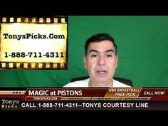 Orlando Magic vs. Detroit Pistons Pick Prediction NBA Pro Basketball Odd...