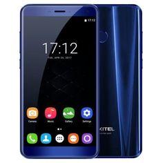 OUKITEL U11 Plus 64GB ROM 4GB RAM 4G Phablet – BLUE