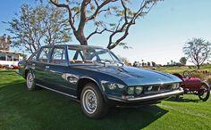 Maserati Quattroporte Frua