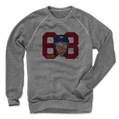 Jaromir Jagr Helmet R Florida Officially Licensed NHLPA Crew Sweatshirt S-2XL
