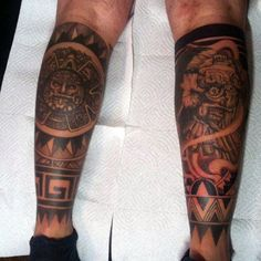 Aztec tattoo designs are among the most popular tattoo designs for men. Aside from their unique visual appeal, Aztec symbols are also often associated with the tribe's traditions, beliefs, rituals and gods, which make the symbol even more appealing option for a tattoo. Most people who choose an Aztec design for their tattoo believe that this can somewhat summon the same protection and positive energies that Aztecs get from using the said symbol. On the other hand, there are also those who…
