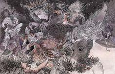 A Midsummer Night's Dream by MukilteoCasualtie