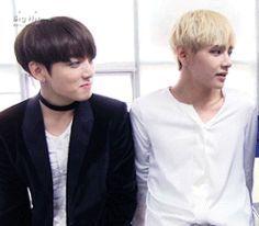 Jung Kook + Taehyung = VKook