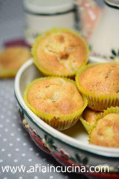 Blog di cucina di Aria: Muffins vegani mela e cannella