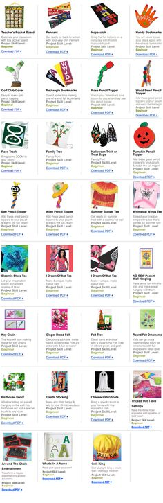 Kids' Craft Projects