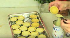 Empadinhas de leite condensado para todos os apaixonados pelo doce: é fácil fazer - Bolsa de Mulher