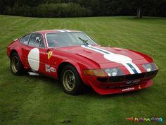 Ferrari GTB/4 Daytona 1973.