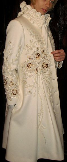Верхняя одежда ручной работы. Ярмарка Мастеров - ручная работа Пальто. Handmade.