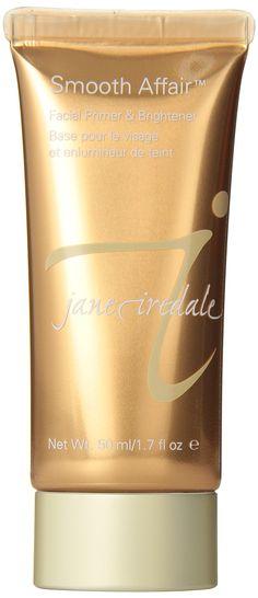 Jane Iredale Smooth Affair Facial Primer & Brightener 50ml: Amazon.co.uk: Beauty
