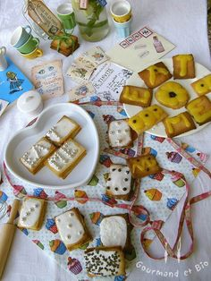 17biscuitalicepays933sig Mojito, Creme, Challenge, Sugar, Cookies, Desserts, Food, Lemon Cream, Spritz Cookies