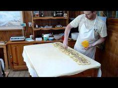 Strudel - elaboracion artesanal Reposteria Hans El Aleman