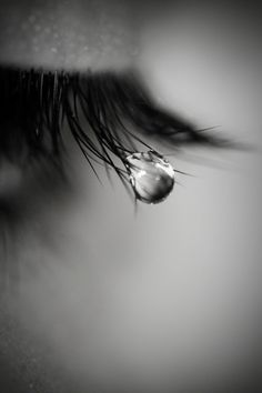 Thought… Tears are words the heart can't express. ~ Gerard Way (via hence-these-tears)