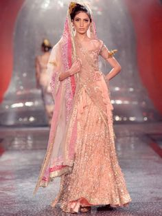 Beautiful Bridal Lehnga #Fashion