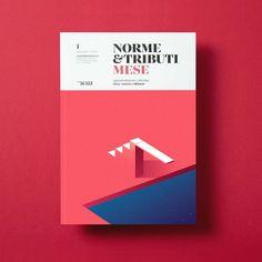 """Check out this project: """"Norme & Tributi MESE - Il Sole 24 Ore""""… Web Design, Layout Design, Creative Design, Series Poster, Poster S, Editorial Layout, Editorial Design, Modern Graphic Design, Graphic Design Inspiration"""