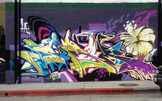 Sirum (Melbourne, Australia) in Los Angeles, USA. by Ironlak, via Flickr