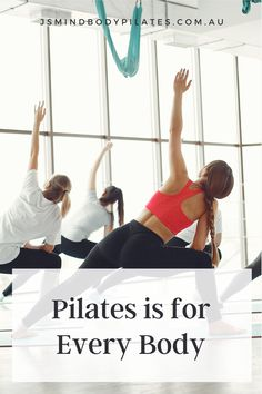 Pilates means different things to different people and everyone that I've mentioned above has specific needs and requirements in order to maintain their health and fitness and Pilates can cater to all of these requirements. So let's take a look at some of the usual and not so usual ways that Pilates can be of enormous benefit to such a wide variety of people. #fitness #gym #workout #fitnessmotivation #motivation #fit #bodybuilding #love #training #health #lifestyle Pilates Body, Pilates Workout, Exercise, Pregnancy Back Pain, Pilates Benefits, Injury Prevention, Health Benefits, Bodybuilding, Fitness Motivation
