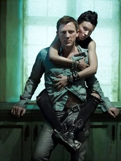 Bond, James Bond The Girl with the Dragon Tattoo