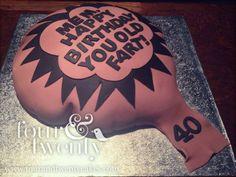 1980's whoopie cushion cake 80s
