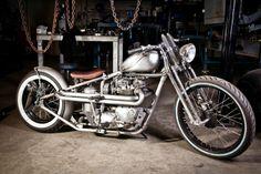 66 Triumph Bobber/Chopper