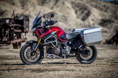 The Yamaha Super Tenere is named after a rugged region of the Sahara desert, and rightfully so. The bike is known to be one of the most durable models in the liter-class adventure touring segment. Super Tenere's are not only dependable, they are also versatile enough to handle a wide-range of terrain while providing high …