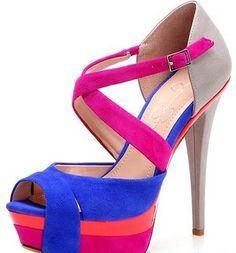 #penti topuklu-ayakkabi-modelleri