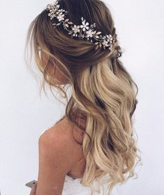 wedding hair accessory ideas