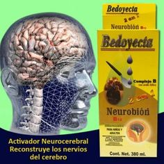 Bedoyecta Neurubion B12 Cont. Net. 380 ml