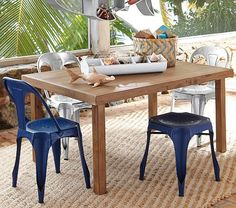 Crate Play Table | Pottery Barn Kids