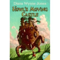 Howl's Moving Castle (Howl's Moving Castle, #1) the book the anime is based on