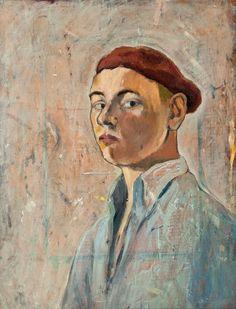Eero Nelimarkka, Self-portrait