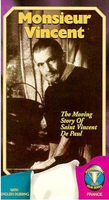 Monsieur Vincent (1948 film) Saint Vincent, Academy Award Winners, France, History, Foreign Language, Films, Movies, Historia, Cinema