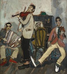 Constantin Piliuta - Musicians