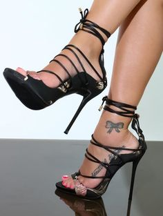 High Heels - Tips To Successfully Owning Many Great Shoes Strappy Heels, Stiletto Heels, Shoes Heels, Sexy Sandals, Women Sandals, Sexy Legs And Heels, Hot High Heels, Beautiful High Heels, Gorgeous Feet