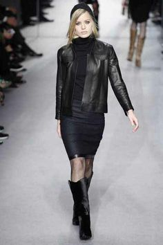 Tom Ford at #LFW fall 2014. Visit www.forarealwoman.com